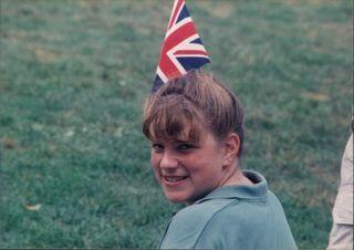 Camp Conrad Weiser, circa 1987, credit Karin Allmendinger