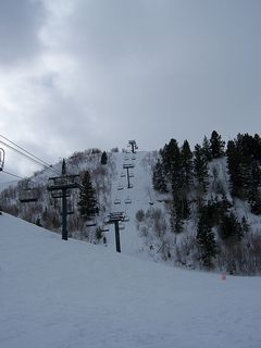 Sundance Ski Resort, January 2008